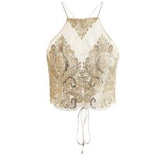 Cropped Tops, Lace Crop Tops, Summer Crop Tops, Spring Tops, Camisole, White Lace Blouse, Crop Top Shirts, Tank Tops, Women's Tops