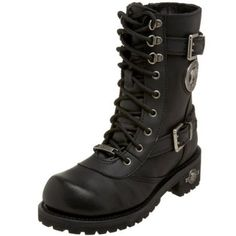 Women's Harley Davidson Boots: Step into a Legend! | Wo harley ...