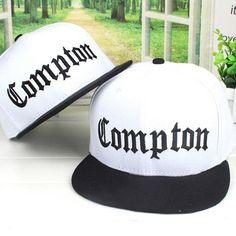 1b8015965d2e2 Hat - 19 Styles - Unisex - Men - Women - Adjustable. Compton CapCompton  SnapbackHats For MenBaseball CapsHip HopCamouflageNew FashionSnapback ...