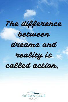 Turn your dreams into reality! #atOCR #OceanClubNSW #OceanClubResort #PortMacquarie #Retirement #RetiredLiving #MidNorthCoast #Australia #LowMaintenance #Luxury #Affordable #Over50 #GatedCommunity #Seachange #Downsize #Property #RetirementLiving #CommunityLiving #ResortLiving #Quote #InspirationalQuote #Dreams