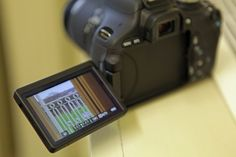 EOS 600D Tips and Tricks, I want a nice camera
