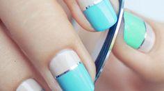 Quoi de plus tendance que du nail art pour&......