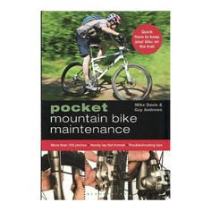 Pocket Mountain Bike Maintenance Cycling Books d3866147a