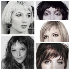 Bangs are in, but as the weather heats up a forehead full of hair may seem an unappealing prospect. These choppy, featherlight fringes are the perfect solution; stylish, cool, and easy to manage, a...