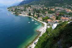 Italy's Lake Garda - Better than Como? Lago di Garda, with its lack of American tourists and abundance of charming villages reachable by ferry, can be many holidays in one.