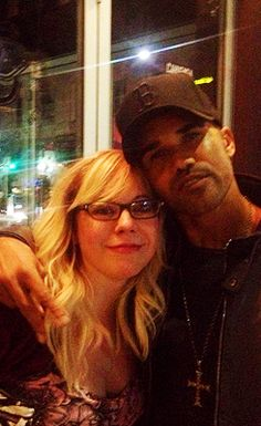 Kirsten & Shermar. I love watching Criminal Minds.Please check out my website thanks. www.photopix.co.nz