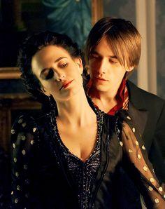 """""""Penny Dreadful"""" - Vanessa Ives & Dorian Gray"""