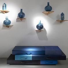 nilufar blue study