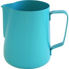Joe Frex Milk Pitcher - 12 oz, azure