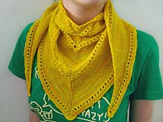 The Age of Brass and Steam Kerchief pattern by Orange Flower Yarn Free 340 yds DK