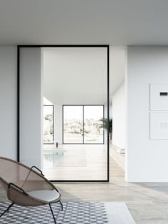 Living Room Sliding Doors, Sliding Door Room Dividers, Sliding Door Design, Room Divider Doors, Internal Glass Sliding Doors, Internal Glazed Doors, Modern Sliding Doors, Interior Sliding Glass Doors, Contemporary Internal Doors