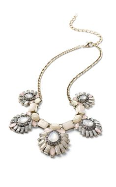 Chico's Shaina Bib Necklace