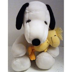 I still have most of my Snoopy's...even the one I had to sew his neck back together :-)