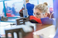 Women engineers better assistants than leaders. Disparity is REAL Jennifer M@Dhaus