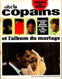 Salut Les Copains - n°34 - 05.1965