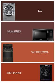 whirlpool appliance parts online
