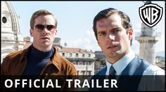 The Man From U.N.C.L.E. – Trailer – Official Warner Bros.