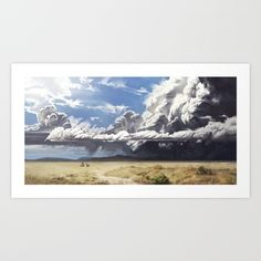 Before the Storm by Nickolas Russell @ Society6.