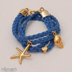 Nautical -e Cord Bracelets, Spring Summer 2015, Nautical, Jewelry, Fashion, Navy Marine, Moda, Jewlery, Jewerly