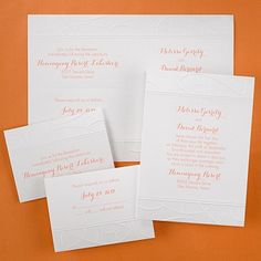 Dazzling Swirls - Sep 'n Send Your invitation, respond and reception cards will come to you on one convenient perforated sheet