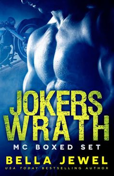 RELEASE BLITZ & $50 GIVEAWAY: Jokers Wrath MC Boxed Set by Bella Jewel - #BadassBikerAlert - 99¢ Sale! - iScream Books