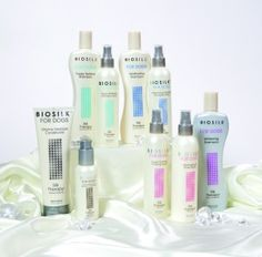 Fetch… for pets! has partnered with professional hair care manufacturer, Farouk Systems, Inc., to bring the popular beauty brand BioSilk to dogs. Products are formulated with silk and vitamins to help restore the moisture balance to the coat. Includes 10 salon-quality shampoos, conditioners, sprays, leave-in treatment and cleansing wipes.  www.Fetch4pets.com