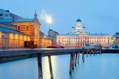 The pretty coastal town of Helsinki has all the charms of the seaside plus a burgeoning foodie scene. - Provided by ELLE Helsinki, Power Of Attraction, City Break, Dream Vacations, Travel Guides, Cool Photos, Amazing Photos, Travel Inspiration, Travel Destinations