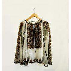 Romanian blouse curated by Izabela Mandoiu