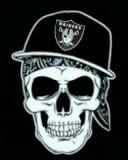 Oakland Raiders Skulls | Raiders Skulls Wallpaper