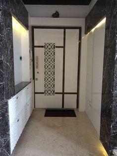 blending brown by Rachana Goyam, Interior Designer in Chennai,Tamil Nadu, India Main Entrance Door Design, Sliding Door Design, Wooden Door Design, Front Door Design, Entrance Doors, Wooden Doors, Door Design Interior, Interior Barn Doors, Glass Cabinet Doors