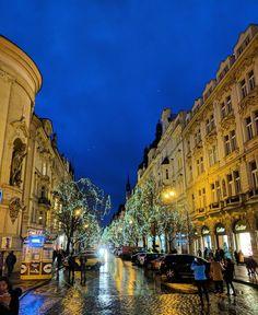 Nachts unterwegs in #Prag #prague #praha