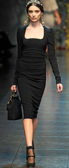 Dolce  Gabbana 2012