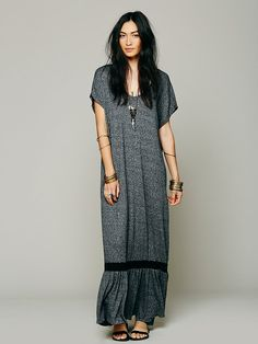Free People Zella Dress.   This looks seriously comfy. <3 (size 8 or Medium)