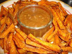Healthy Yam Fries Recipe | healthychoicerecipes.com