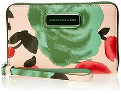 Marc by Marc Jacobs Sophisticato Jerrie Rose Wingman Wallet, Desert Rose Multi, One Size Marc by Marc Jacobs http://www.amazon.com/dp/B00LVDTXLW/ref=cm_sw_r_pi_dp_Oc.Wub13EGCW7