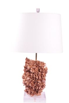 Starburst Calcite Lamp // available at www.handcutdesign.com Table Lamp, Lighting, Home Decor, Decoration Home, Light Fixtures, Room Decor, Table Lamps, Lights, Interior Design