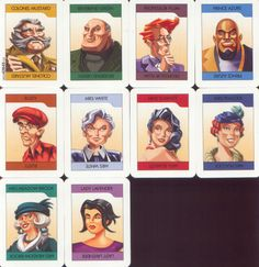 Clue DVD cards wallpaper in The Board Games Club Clue Board Game, Fun Board Games, Clue Themed Parties, Clue Party, Clue Games, Youth Games, Game Themes, Games Images, Dvd