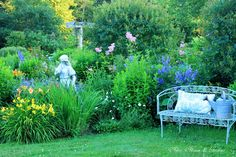 Aiken House & Gardens: Tour our Summer Garden
