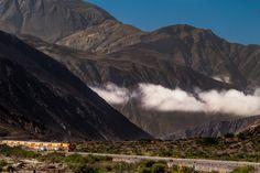 Tren de las nubes, Salta, 2012