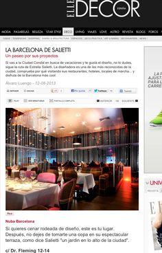La Barcelona de Salietti Elle decor