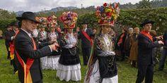Danzas gremiales. Galicia