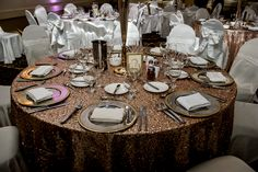 Loved my table cloths!