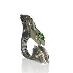jenny reeves - Switch Ring I have tried this ring on!!! IT'S STUNNING! Like wearing art...