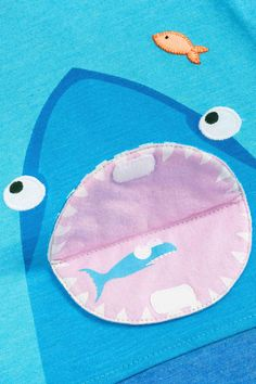 Buy Blue Shark Print T-Shirt (3mths-6yrs) from the Next UK online shop