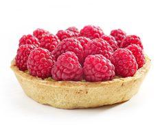 Pyszna tarta ze świeżymi malinami Raspberry, Fruit, Food, Mascarpone, Essen, Raspberries, Yemek, Meals