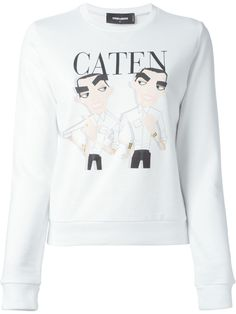 Dsquared2 'caten Twins' Sweatshirt - Russo Capri - Farfetch.com