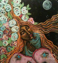 sacred mother, sacred heart, sacred earth  by maya telford www.mayatelford.com