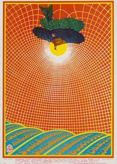 When Art Rocked: (via San Francisco Music Posters 1966-1971