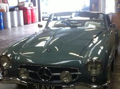 Your Why might be a 1958 Mercedes convertible? But whatever it is start by clicking here and set yourself free www.empowernetwor...
