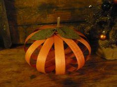 SALE - Primitive Pumpkin. $13.00, via Etsy.